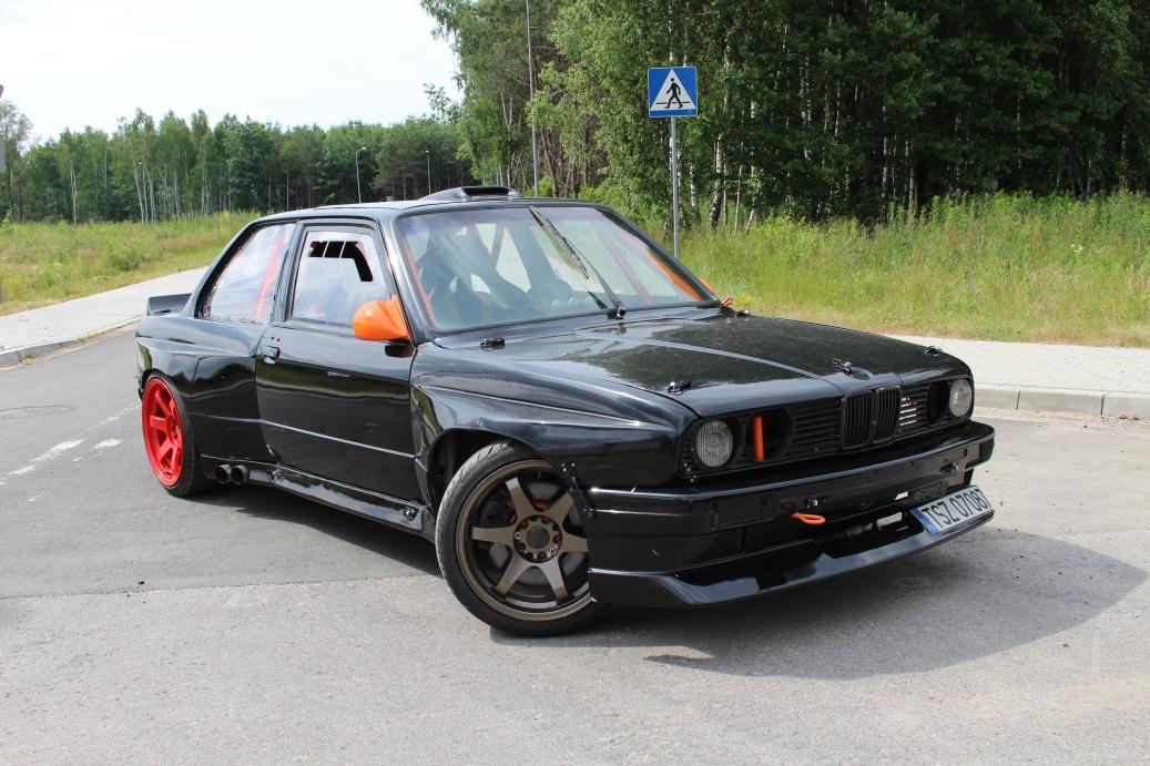 Mgarage Motorsport Bmw E30 Gregor Ls7 Mgarage Motorsport